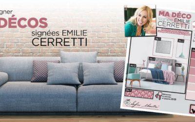 Ma déco signée Emilie Cerretti